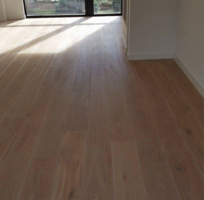 houten vloer schuren en lakken Geldermalsen